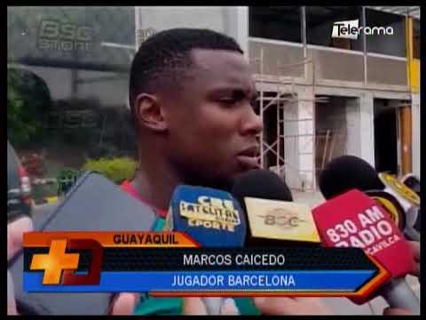 Barcelona retorna a prácticas luego de triunfo sobre Mushuc Runa