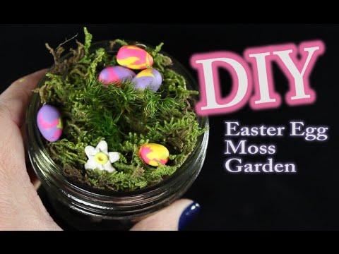 diy – giardino pasquale decorativo