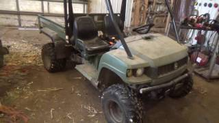 1. John Deere Gator HPX review