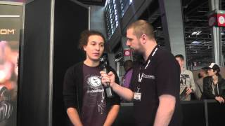 Stephano about getting third place at ESWC