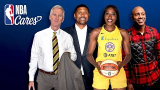 A message from Jay Williams, Chiney Ogwumike, Jalen Rose & Mike Breen. by NBA
