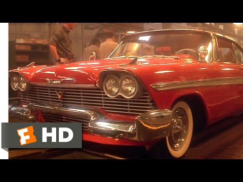 Christine (1983) - Body By Plymouth, Soul By Satan Scene (1/10) | Movieclips