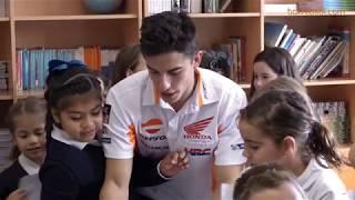 Video Marc Márquez y Dani Pedrosa, 'profesores' de matemáticas (cámara oculta) MP3, 3GP, MP4, WEBM, AVI, FLV Desember 2018