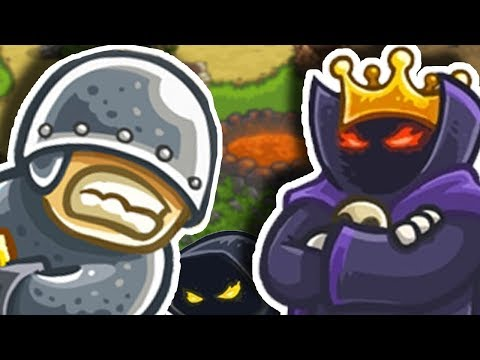 BEST TOWER DEFENSE GAME EVER? | Kingdom Rush