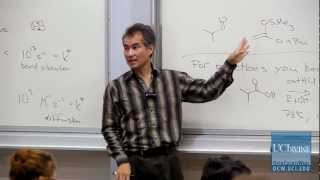 Chem 201. Organic Reaction Mechanisms I. Lecture 04. Selectivity.
