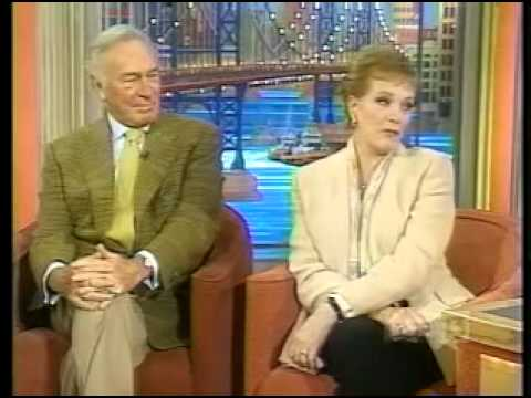 Julie Andrews & Christopher Plummer (Rosie O'donnell interview 2000/01/21)