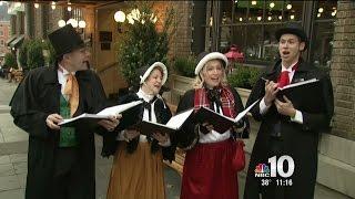 Bethlehem (PA) United States  city photo : Christmas Caroling in Bethlehem PA - Olde Towne Carolers