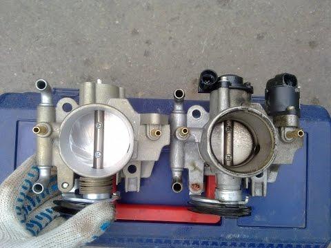 Установка электро дросселя на ваз 2107 инжектор инструкция фото