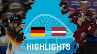 Германия - Латвия 4-3 Б
