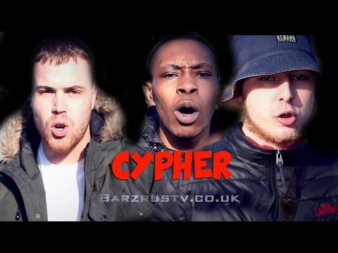 FUMEZ, STATICK & K'DEE   CYPHER @BarzRusTV