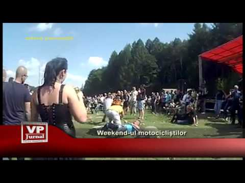 Weekend-ul motocicliștilor