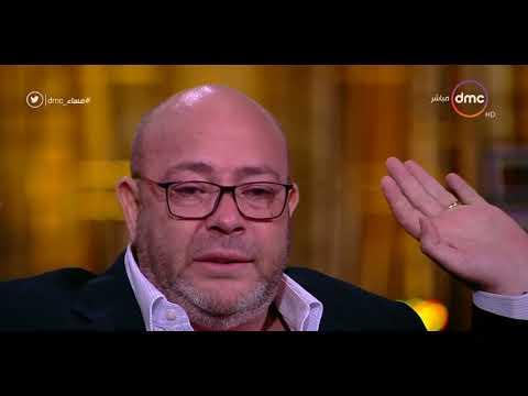 عادل أديب منفعلا وباكيا: أطالب الرئيس بكرامة الفنان