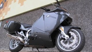 8. Used 2006 BMW K1200GT Motorcycle For Sale