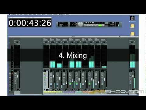 Cubase 6 Tutorial Chapter 5: Basic Mixing