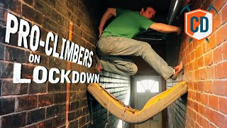 How Pro-Climbers Are Getting CREATIVE In Lockdown | Climbing Daily Ep.1637 by EpicTV Climbing Daily