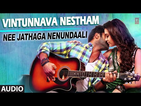 Video Vintunnava Nestham Song - Ankit Tiwari - Nee Jathaga Nenundaali (Telugu Movie) download in MP3, 3GP, MP4, WEBM, AVI, FLV January 2017