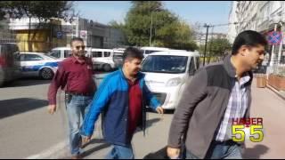 SAMSUN'DA POLİSLERE FETÖ GÖZALTISI