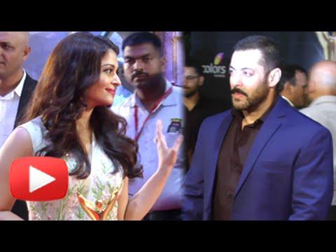 EXES Salman Khan & Aishwarya Rai Come Face to Face