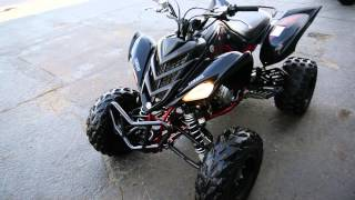 10. 2008 YAMAHA RAPTOR 700R EFI SPECIAL EDITION  Financing Available