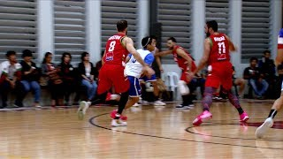 Highlights: Gilas Pilipinas vs. Lebanon | Tune-up Game 3