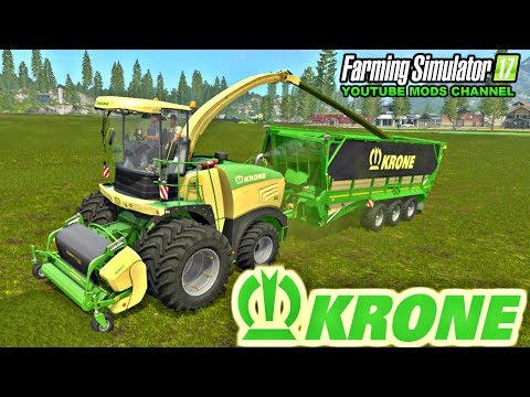 Krone TX Pack by Kalijostro DH v1.0
