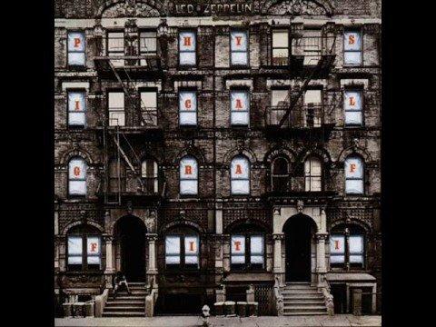 Led Zeppelin - Ten Years Gone lyrics