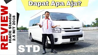 Download Video Explorasi Toyota HIACE Standar Tipe Terendah Toyota Indonesia MP3 3GP MP4