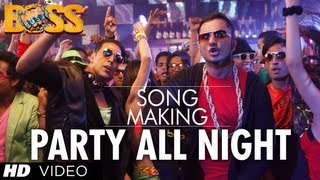 Party All Night - Song Making - Boss