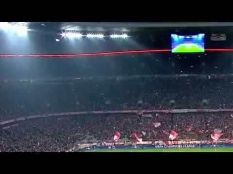 Bayern Munich vs Arsenal 5:1 15/2/2017 full mutch highlights