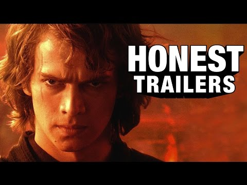 Honest Trailer Of Star Wars Ep III Revenge of the