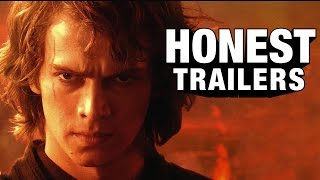 Video Honest Trailers - Star Wars Ep III: Revenge of the Sith MP3, 3GP, MP4, WEBM, AVI, FLV Februari 2019