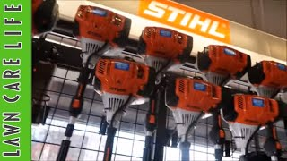 6. Stihl trimmer aka weed eater, weed wacker overview