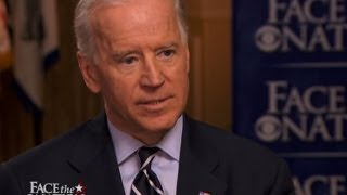 Face The Nation with Bob Schieffer - Biden talks contraception, Afghanistan, GOP