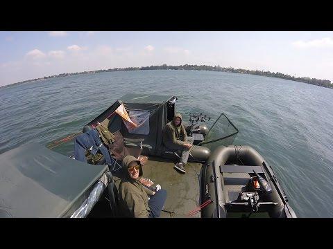 Bruut: bootvissen op de rivier met Tom Onincx