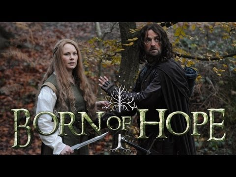 Hope - Born of Hope is an independent feature film inspired by the Lord of the Rings and produced by Kate Madison of Actors at Work Productions in the UK. http://ww...