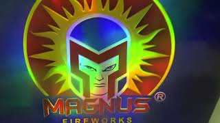 9. Magnus Fireworks Package Unboxing!