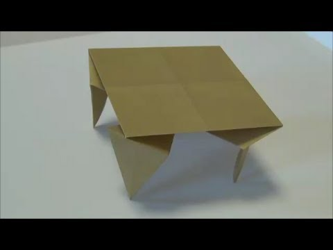 Furniture Tutorial - 005 -- Table