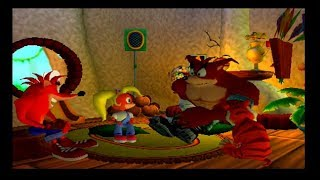 Crash Bandicoot The Wrath Of Cortex PS2 Cutscenes