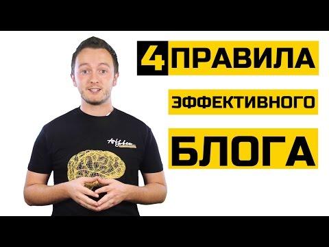 Что делает блог успешным Правила эффективного корпоративного блога - DomaVideo.Ru