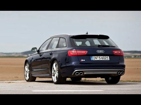 Audi S6 Avant review