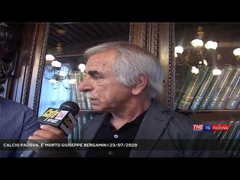 CALCIO PADOVA: E' MORTO GIUSEPPE BERGAMIN | 23/07/2020