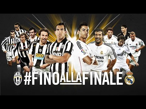 Juventus - Real Madrid: Predogled tekme (video)