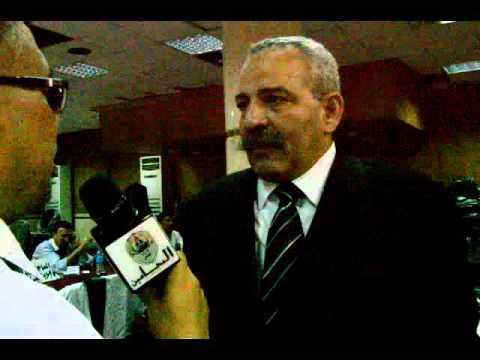 ناصر العسقلانى يتقدم باوراق ترشيحة على مقعد المحكمة الابتدائية بحلوان