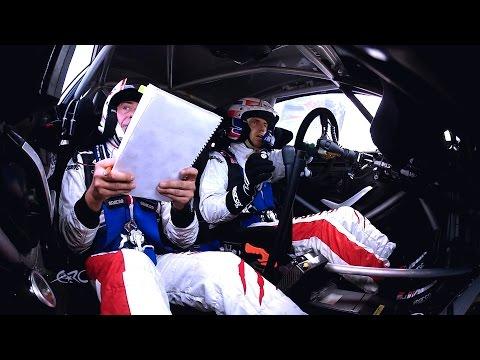 FIA ERC Asfalistiki Cyprus Rally 2014 - Kajetanowicz QS On Board