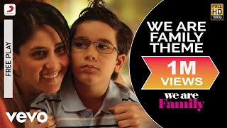 Nonton We Are Family Theme  Free Play  Film Subtitle Indonesia Streaming Movie Download