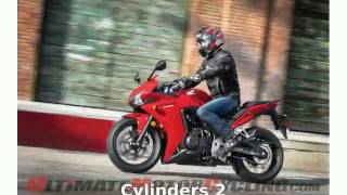 3. 2014 Honda CBR 500R ABS - Features, Specification [traciada]