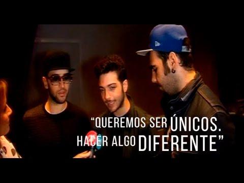 Il Volo video Entrevista CM  - Argentina 2016