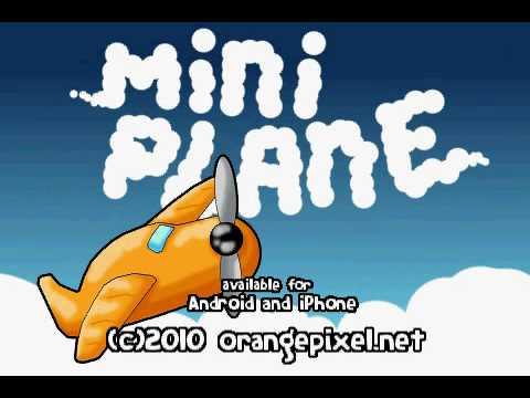 Video of Mini Plane