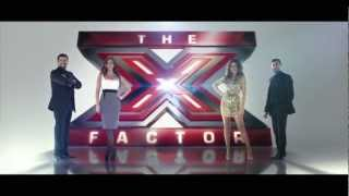 The X Factor Arabia Judges Promo 2013