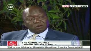 Jeff Koinange Live: The Gambling Vice (Part Two) 24th August 2016